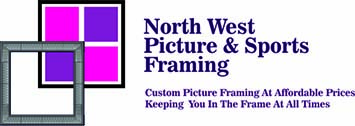 , Framing Gallery, North West Picture and Sports Framing