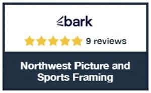 Bark Reviews for Northwest Picture and Sports Framing
