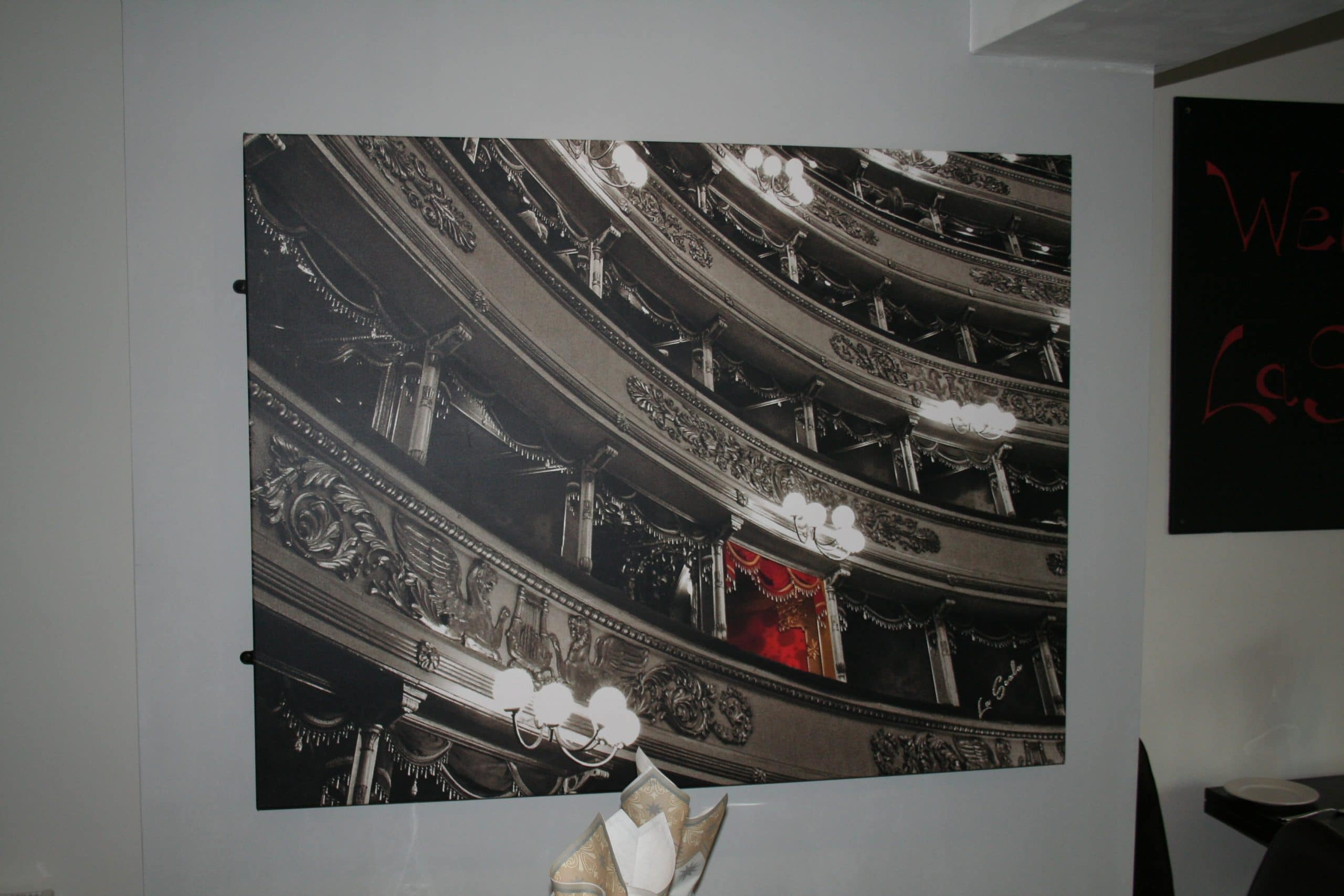 la scala canvas prints