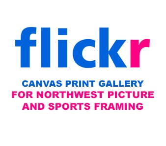 custom canvas prints custom made, Custom Canvas Print Flickr Gallery, North West Picture and Sports Framing, North West Picture and Sports Framing