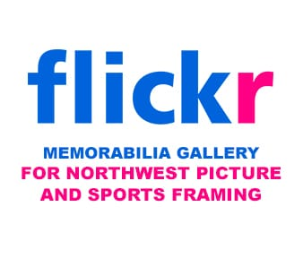 image showing logo for northwest picture and sports framing's flickr gallery second logo
